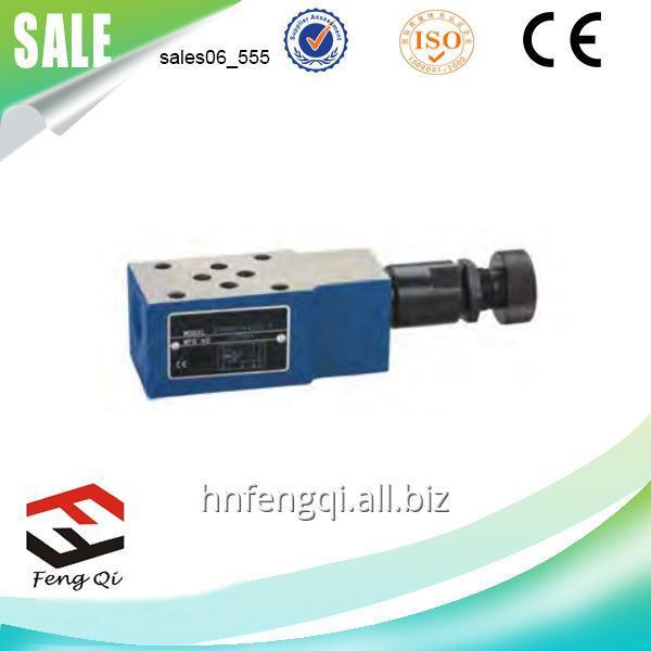 Buy Normally closed solenoid valve superimposed relief valve ZDB / Z2DB series