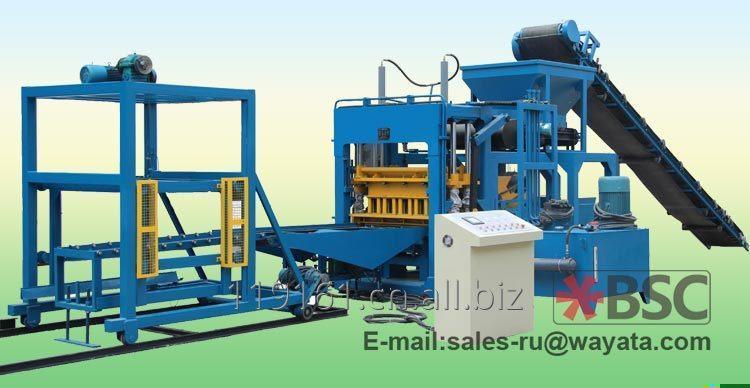 Buy Широко используется оборудование для производства блоков QT6-15 покупка