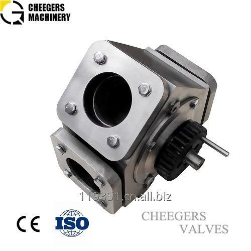 High Quality Plug Diverter Valve