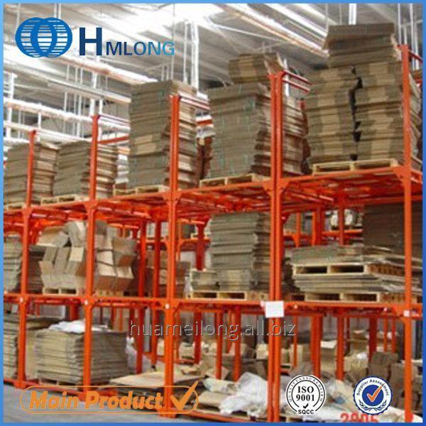 شراء Nestainer Medium duty galvanized stackable shelving