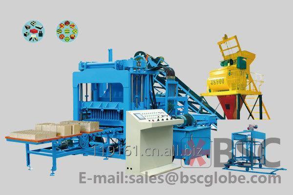 Buy Оборудование для производства блоков QT4-40B