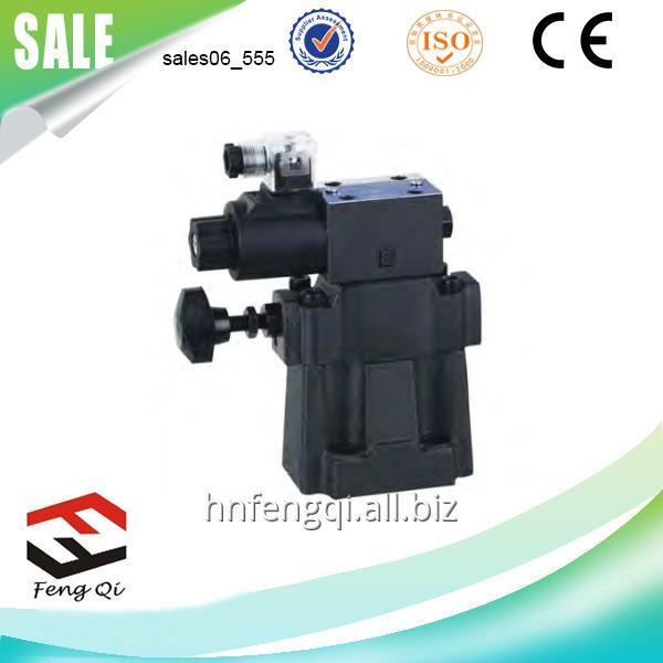 Buy Normally closed solenoid valve low electromagnetic noise relief SBSG control series