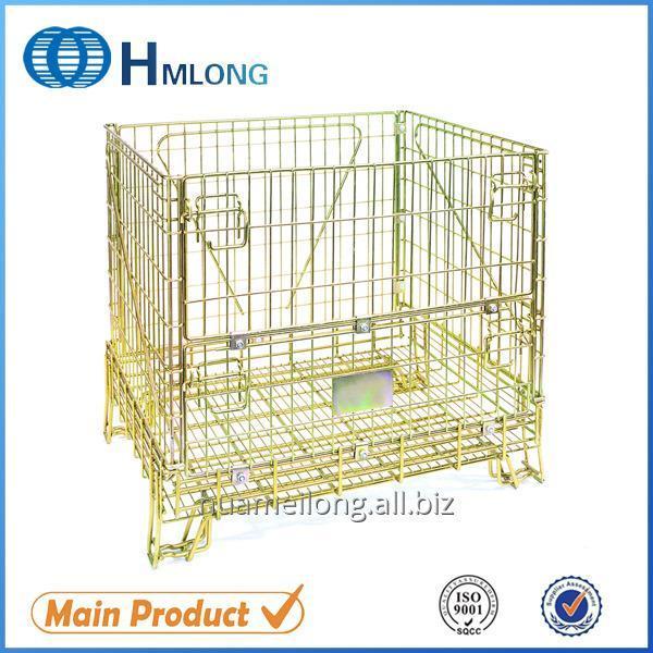 Comprar Armario metálico de alambre Industrial F-1 caja plegable
