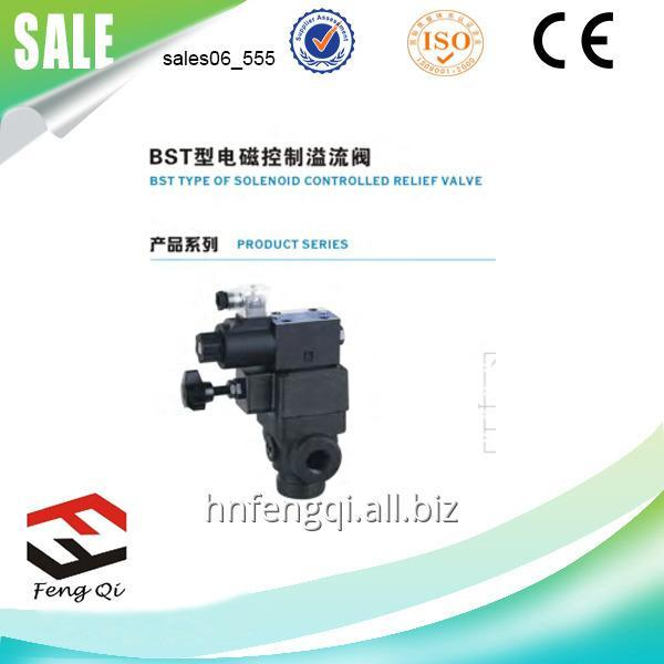 Buy Normally closed solenoid valves solenoid control relief valves-BST