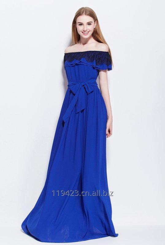 购买 2016女士晚礼服连衣裙