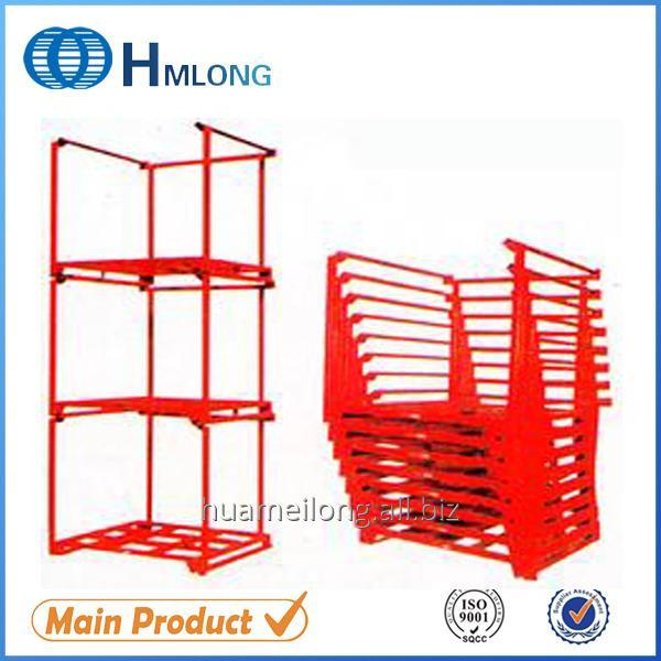 Kup teď Nestainer heavy duty metal steel plate stacking rack shelving