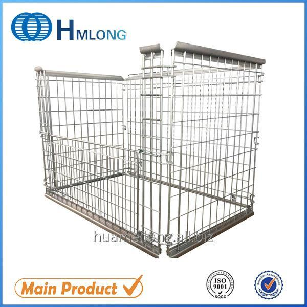 Купить NF-1 Супермаркет штабелируемый клетка Паллета решетчатый