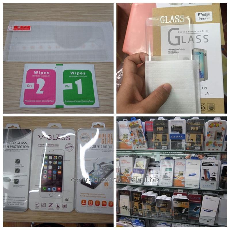 Купить Мобильный телефон Закаленное стекло экрана протектор для Samsung Films, Iphone, HUAWEI, HTC, Oppo, Vivo, Gionee ....