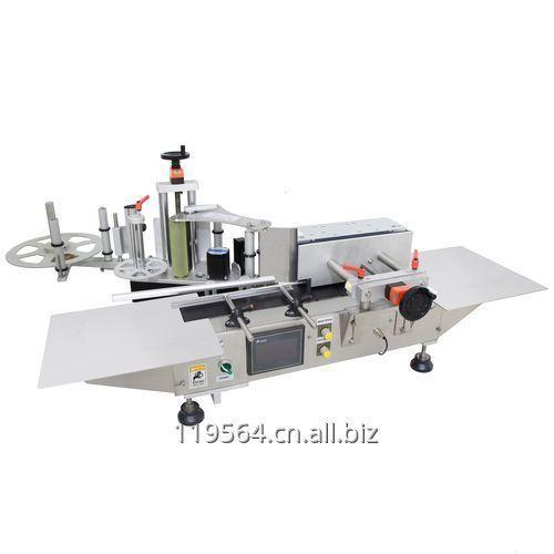 购买 Tabletop Round Bottle Labeling Machine LR-100