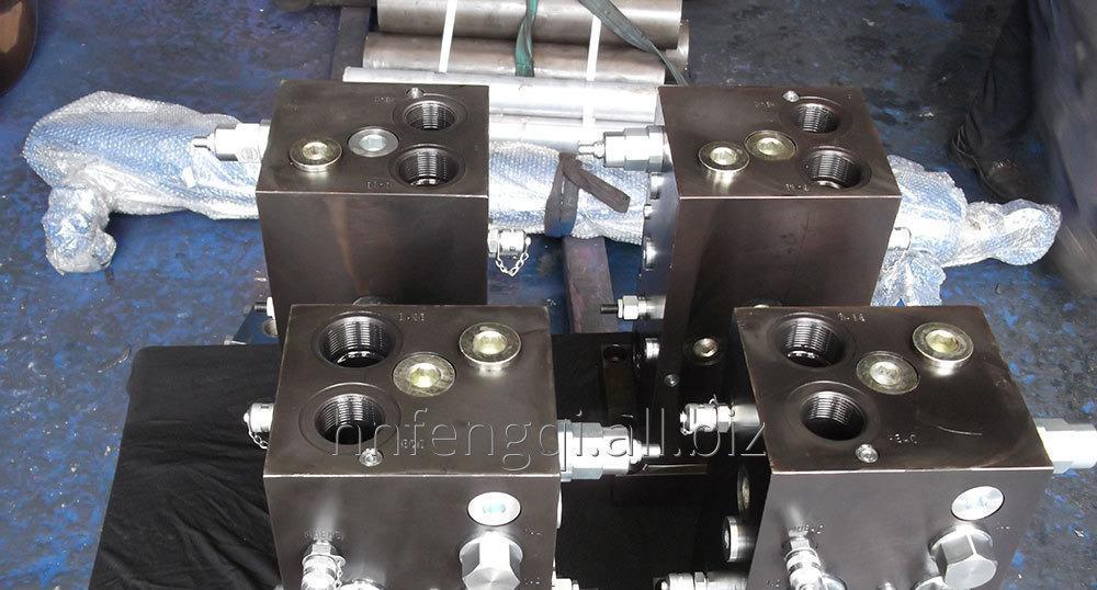 Buy Hydraulic valve hydraulic valve block