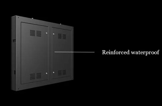 광고 공간에 대한 P6 LED 화면