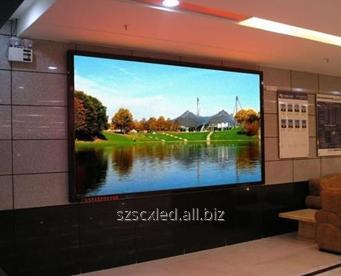 LED screen for fixed installation