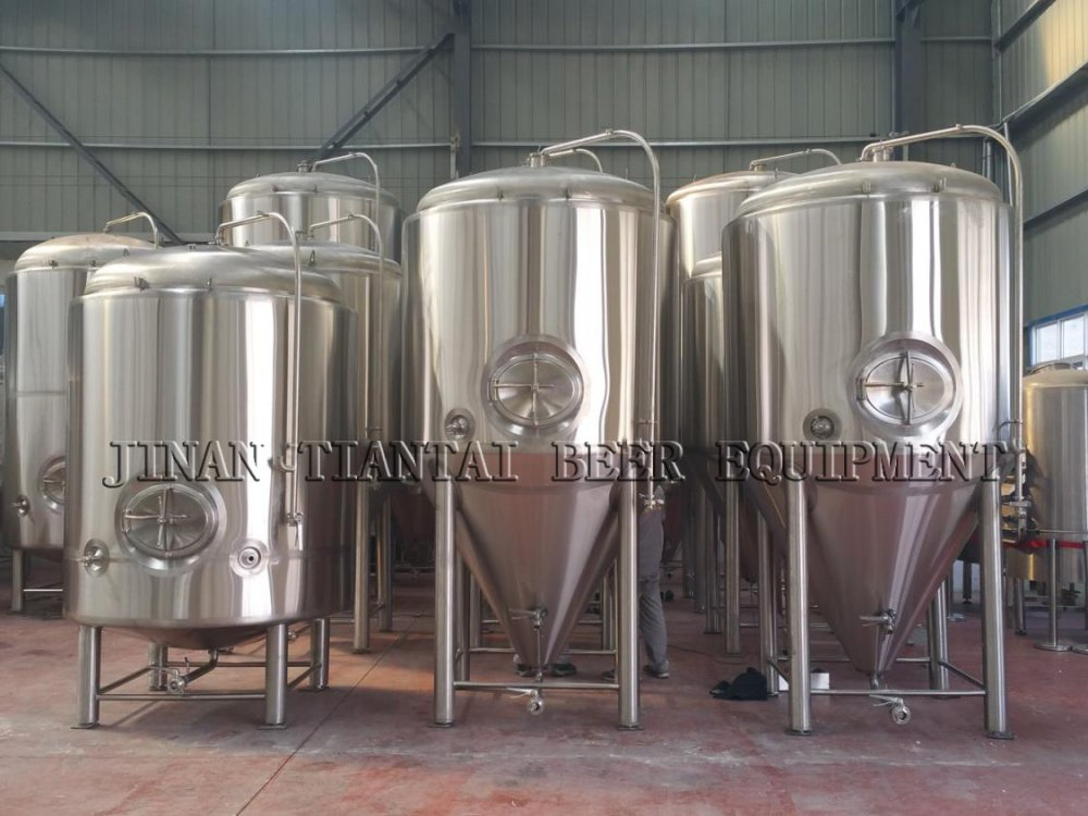 Microbrewery System and Commercial Brewery System
