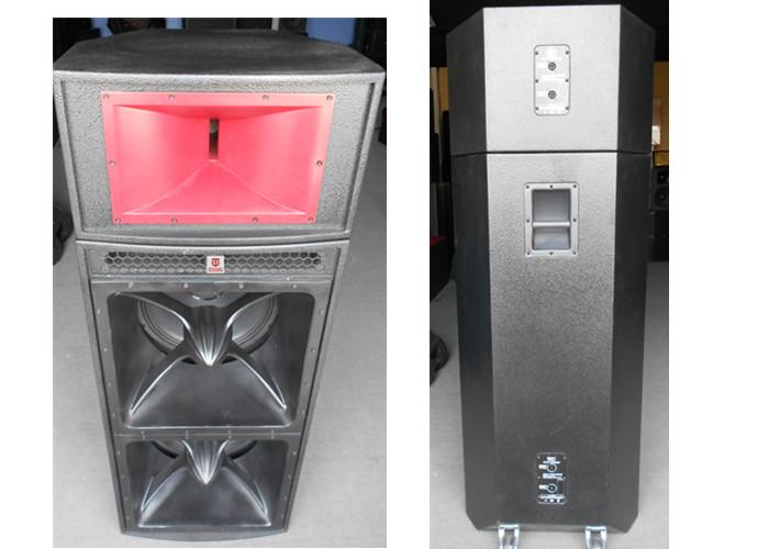Buy T-3+T-28 dual 18'' horn-loaded speaker with 3'' top speaker 1.6 meter height