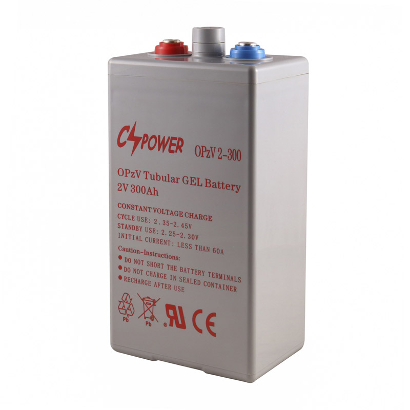 Buy 2V 200ah Opzv Gel Battery for Solar System (OPzV2-200)