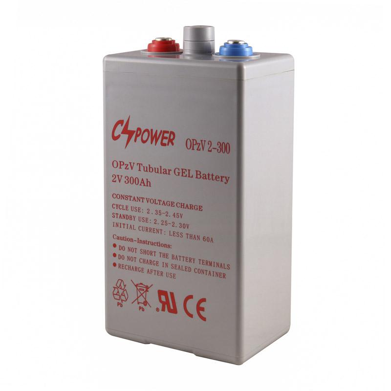 购买 2V 200ah Opzv Gel Battery for Solar System (OPzV2-200)