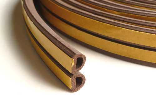 Buy Self adhesive rubber seal strip