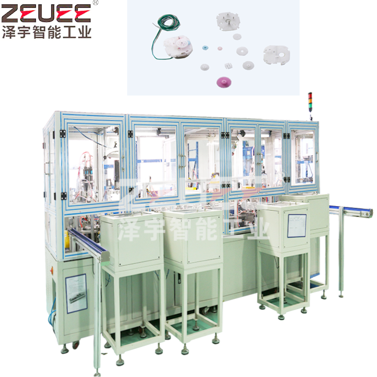 Buy Electric electro motor bearing automatic assembly machine