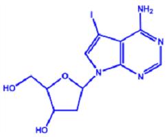 购买 7-脱氮-7-碘-2'-脱氧腺苷