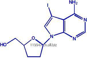购买 7-脱氮-2',3'-双脱氧-7-碘-D-腺苷
