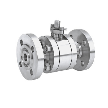 购买 High pressure forged steel ball valve for power station