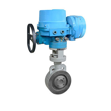 购买 The wafer electric butterfly valve