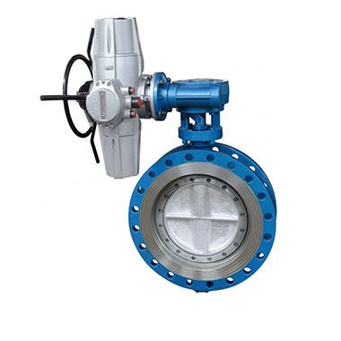 购买 The power station Hard seal electric butterfly valve