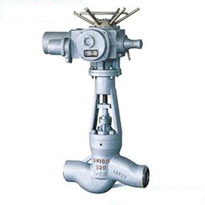 购买 The power station electric welding cut-off of globe valve