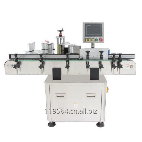 购买 Automatic Round Bottle Labeling Machine LR-400
