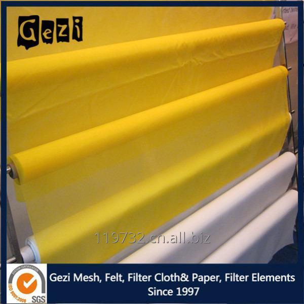 购买 Gezi stable quality and direct factory supply mesh for silk screen printing