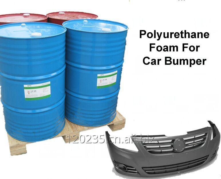 Polyurethane polyol isocyanate raw material for PU foam Car bumper