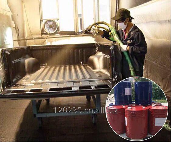 购买 Polyurea pu foam spray waterproof sound deadening material