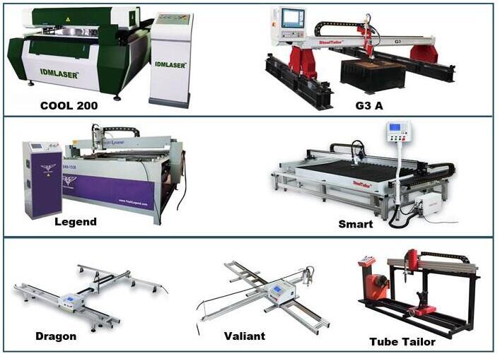 购买  Steeltailor portable CNC cutting machine