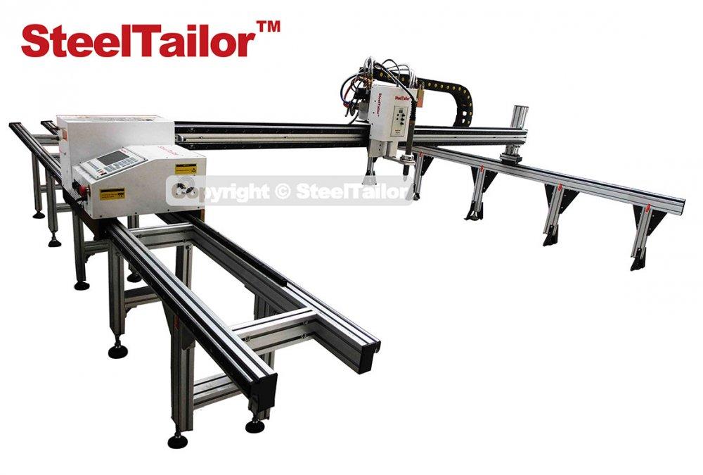 购买 DragonII portable CNC gantry cutting machine
