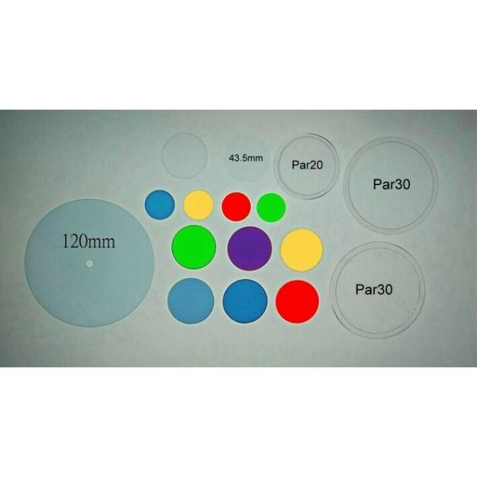 购买 Dichroic Color Corrected Filters