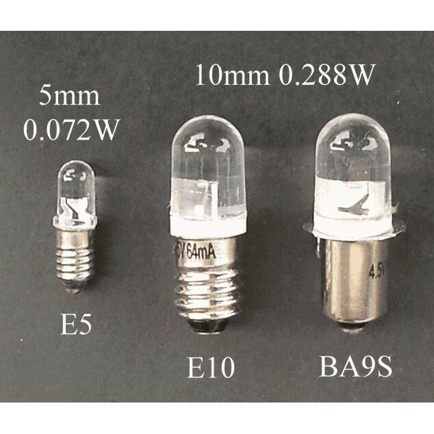 Low Voltage LED Light Bulbs