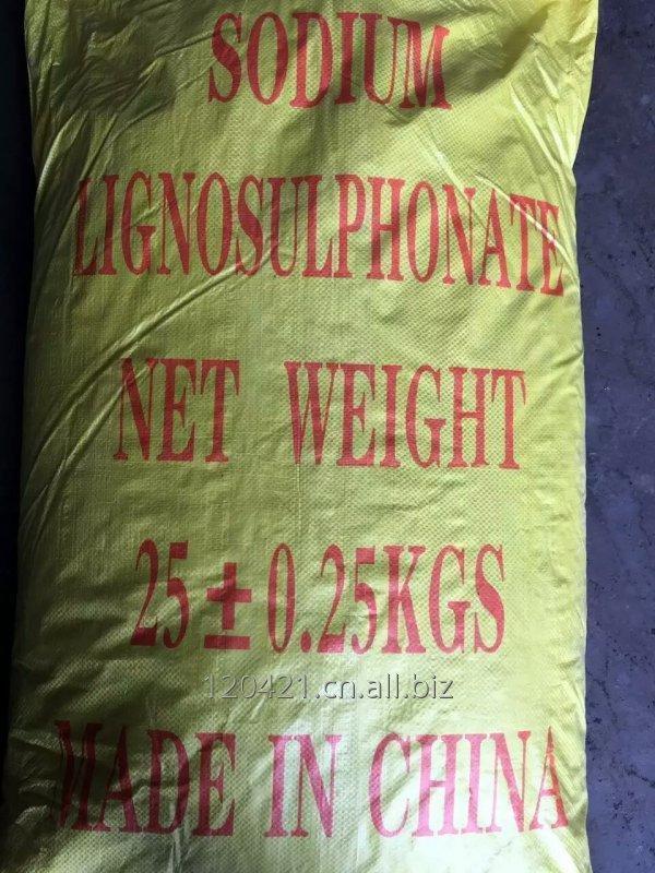 购买 木质素减水剂木钠Water reducer sodium lignosulfonate in construction in CERAMIC as additives use in dye as dispersant