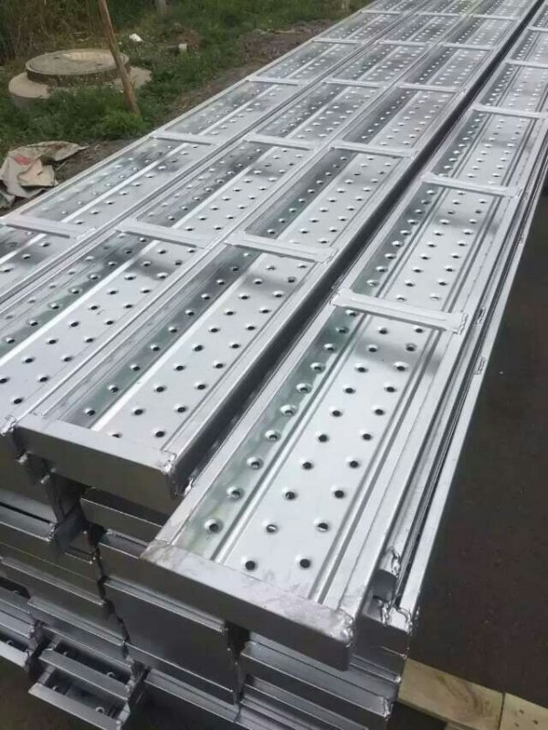 Metal plank,metal deck,steel plank,walk board