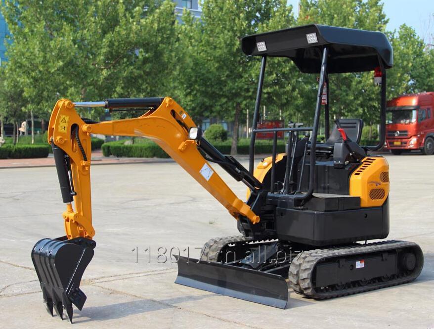 Buy SYNBON SY601.8 China Mini Digger Small Excavator 1.8ton