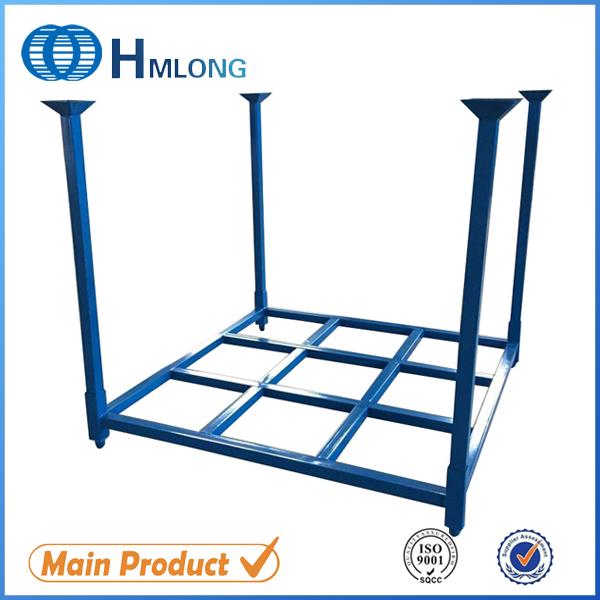Купить HML6060 Промышленный стальной полуприцеп запасное колесо паллет