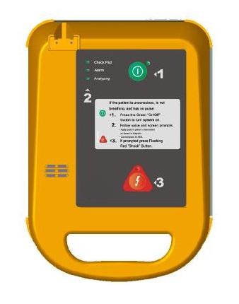 购买 Automated External Defibrillator