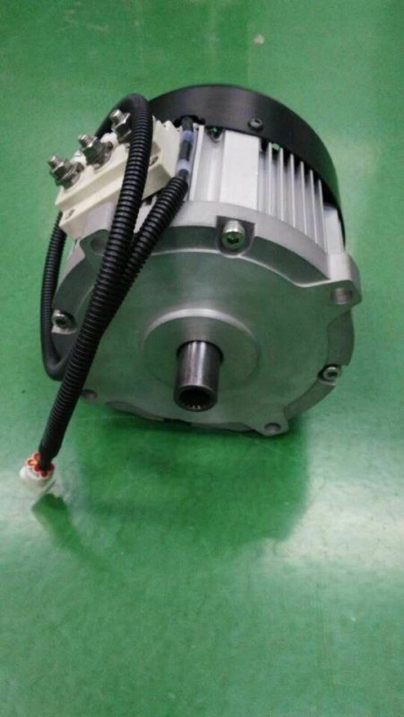 购买 Chinese BLDC Motor for Water Pump, Air Cooling Fan, Mining Use