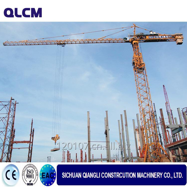 Buy QLCM tower crane for sale