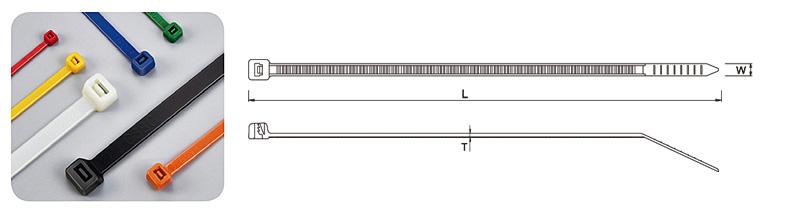 购买 GT-100M cable ties