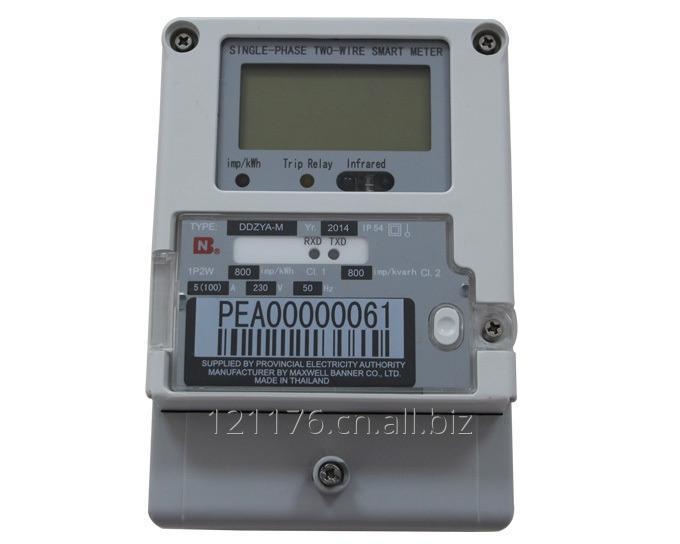购买 Single-phase Charge Control Smart Electricity Meter