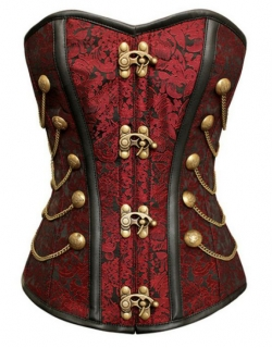 Sexy Stylish Corset Overbust Bustiers
