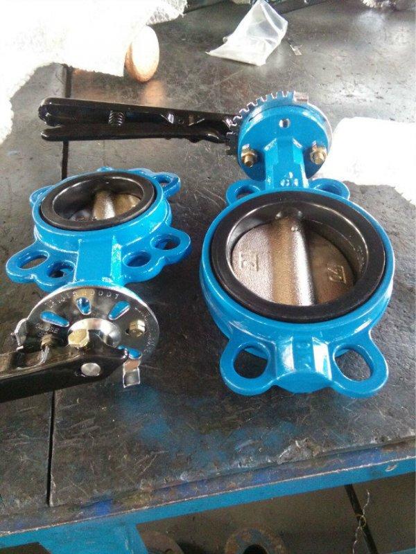 购买 Wafer butterfly valve