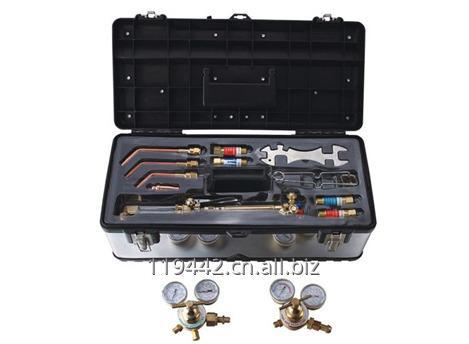 Gas Cutting Welding Toolbox Outfit