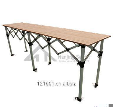 Buy Folding Table With Wooden Top