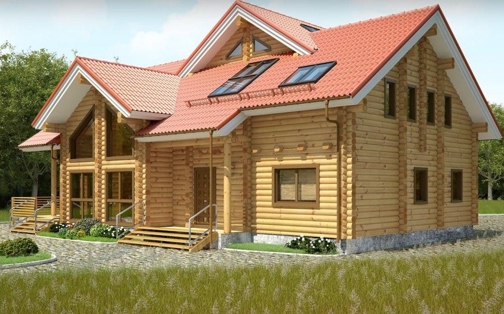 购买 预制木材别墅